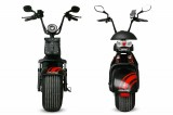 Scuter BEMI Harley eFlux Scooter 1000 Watt 60 Volt 12AH