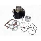 Set Motor Kit Piston Cilindru 110/125cc 52.4mm