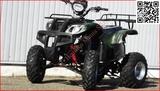 BIG Mega Grizzly FARMER 250cc cu trepte Cu kilometraj