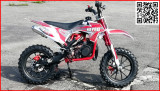 "MOTO CROSS 50cc midi DIRT BIKE 702A - Poket J10"" OFERTA livrare GRATIS"