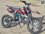 Moto Cross KXD 125 cu trepte DB-608 TIGER J17 Kick start