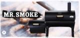 Gratar BBQ Smoker & Holzkohlegrill
