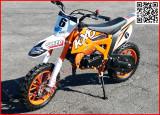 "MOTO CROSS 50cc midi DIRT BIKE 706A - Poket J10"" OFERTA livrare GRATIS"