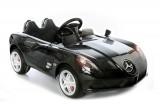 Mercedes Elektro Kinderauto Mercedes Benz SLR Mclaren Moss 2x 35W Motor