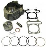 Set Motor Kit Piston Cilindru 150cc 57.5mm