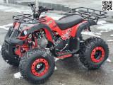 "ATV 125 NEW HUMMER 8"" GRIZZLY cutie cu 3 trepte forta +Revers semi-automat"