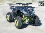 "ATV 125 NEW Hummer J8"" cutie 3+R Toronto 2020 LED"