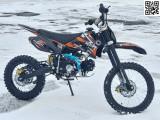 Moto Cross KXD 125 cu trepte DB-608 TIGER J17 Kick start