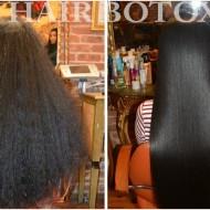 Hair botox, noul tratament de indreptare si regenerare a parului