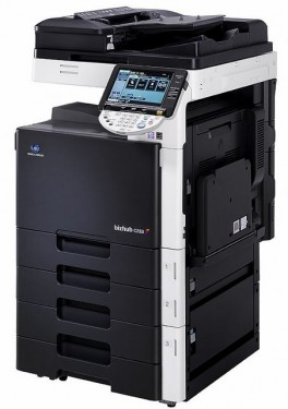 Bizhub C253 Copiator color format A3