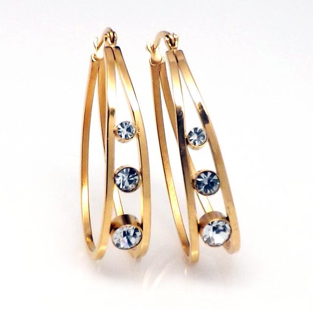 concept nou preț atractiv Cele mai ieftine Bijuterii-inox.ro / BIJUTERII DE DAMA / Cercei Inox (Otel Inoxidabil) de DAM