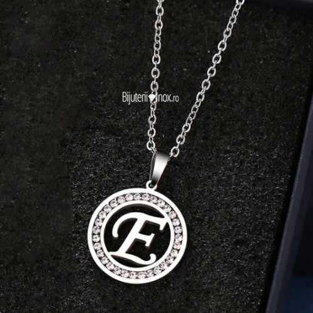 Lantisor Inox - Litera E - LPD798