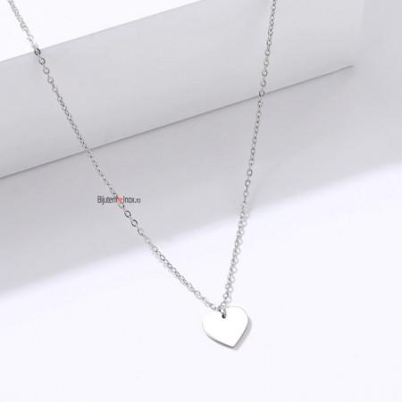 Lantisor Inox -Dama- LPD633