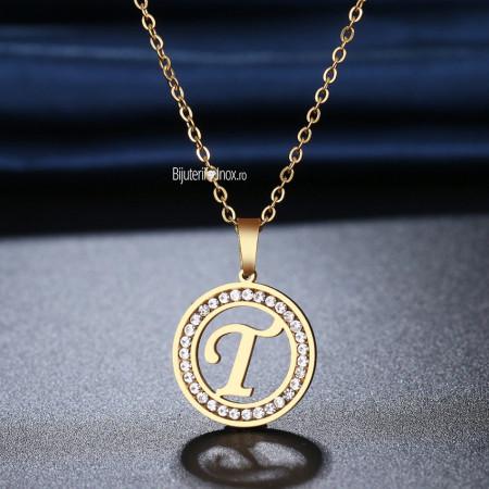 Lantisor Inox - Litera T - LPD821
