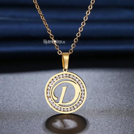 Lantisor Inox - Litera D - LPD795