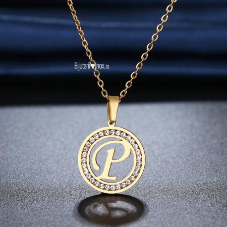 Lantisor Inox - Litera P - LPD815