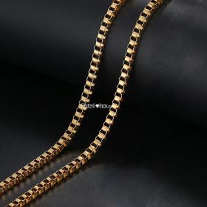 Lantisor Inox -Dama- LPD581