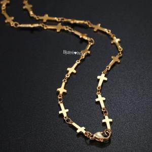 Lantisor Inox -Dama- LPD684