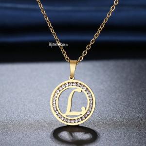 Lantisor Inox - Litera L - LPD807