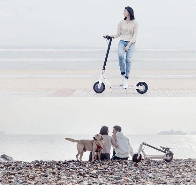 Fii cool pe trotineta electrica Mini Robot M365 Pro, disponibila acum la Roco Piese!