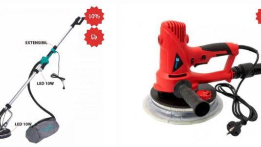 4 modele de girafa de slefuit performante, aflate la reducere pe site-ul Roco Piese!