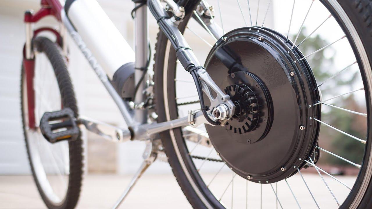 Cum se monteaza cel mai performant kit pentru bicicleta electrica din oferta noastra?