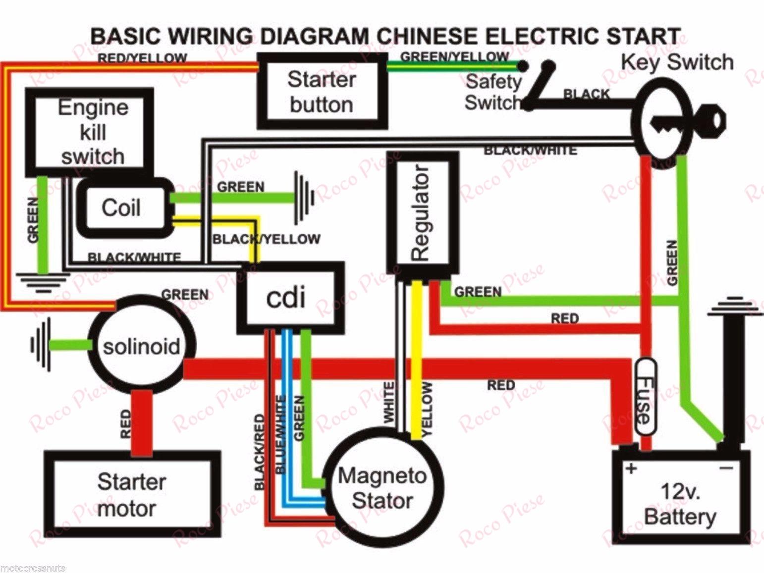 instalatie electrica atv 110cc rh generalmotor ro