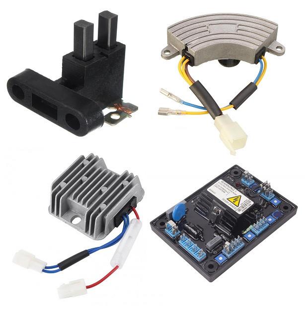 AVR / Regulator de tensiune generator
