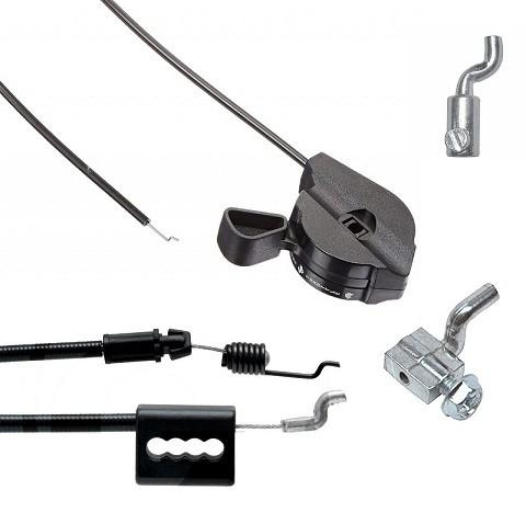 Cabluri acceleratie, frana motoutilaje