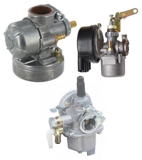 Carburator si componente