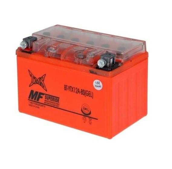 Baterie scuter