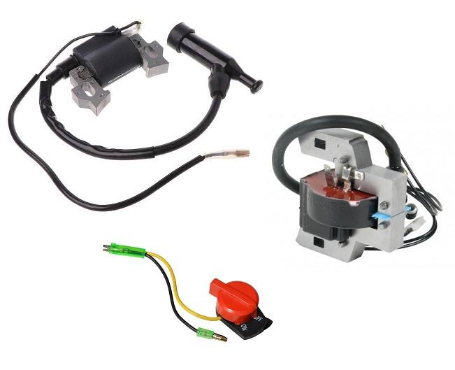 Componente electrice motosapa, motocultor