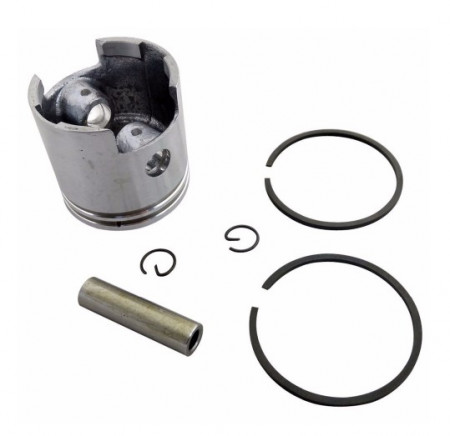Poze Piston kit motor bicicleta 80cc (47mm bolt 10mm)