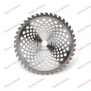 Disc taietor motocoasa 230 x 40T x 25.4mm