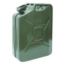 Canistra metal pentru ulei si benzina 20 L