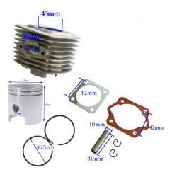 Cilindru pentru motor bicicleta 60 cc (cu piston de 45mm)