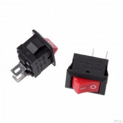 Comutator mini KCD11 8.5x13x8.3mm