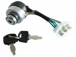 Contact generator (mufa cu 6 pini)