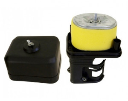 Filtru aer complet generator HONDA GX160 - GX200 (cu cartus)