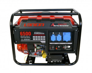 GENERATOR LONCIN 5,5 KW 220V - A SERIES