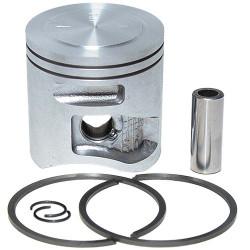 Piston complet drujba Husqvarna 365, 372 X-Torq (Ø 50mm) extra compresie