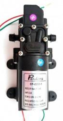 Pompa de presiune pentru pompa de stropit cu acumulator (prindere colier)