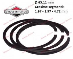 Segmenti motor BRIGGS & STRATTON 65.11 mm