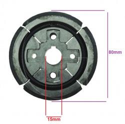 Ambreiaj mai compactor Wacker RM75 (cal.1) Diametru 80mm