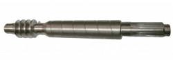 Ax melcat pentru motosapa / motocultor Ruris Sprint 650L, 650B