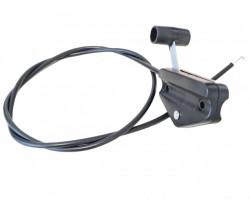Cablu acceleratie + maneta universal 90cm (motocultor) Model 2