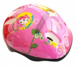 Casca bicicleta copii roz