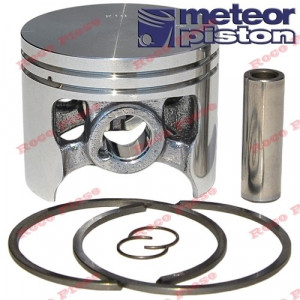 Chainsaw complete piston for Stihl MS 340, MS 360, 034, 036 Meteor