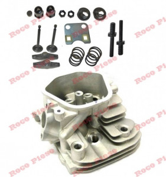 Chiulasa motopompa / generator Honda GX 340 - GX 390, 11HP-13HP