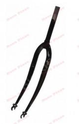 Furca bicicleta Romaneasca (roata 28) neagra